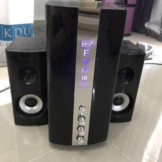 Sonic gear Amplifier