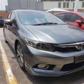 Honda civic 2.0 navi 2013 modulo