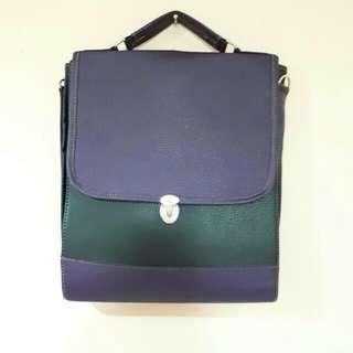 Backpack / shoulder bag (tas ransel/selempang)