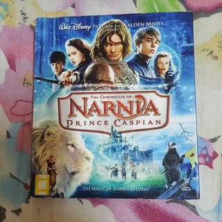 THE CHRONICLES OF NARNDIA 'PRINCE CASPIAN'