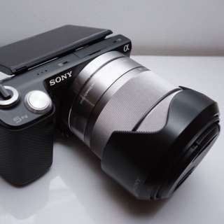 Sony nex 5N mirrorless