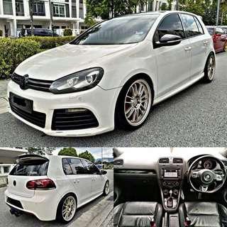SAMBUNG BAYAR/ CONTINUE LOAN  VW GOLF MK6 2.0