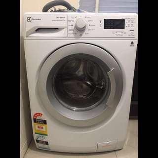Electrolux 7Kg Washing Machine Front Loader