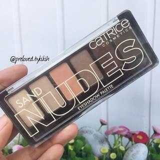 Catrice Nudes pallete eyeshadow