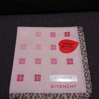 日版Givenchy全綿薄手巾 (100%新)