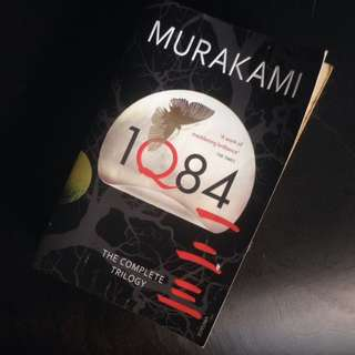 Haruki Murakami 1Q84