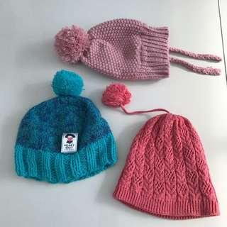 Knit hats, unisex