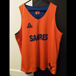Sabres Basketball Apparel Jersey/Singlet
