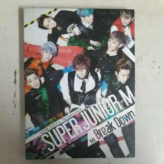 Super Junior-M Breakdown
