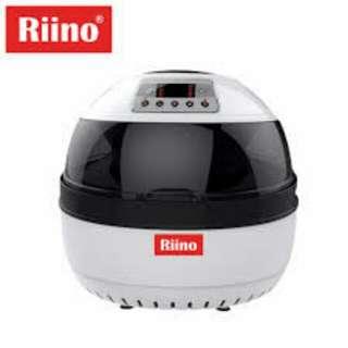 Riino Double Intelligent Turbo Air Fryer
