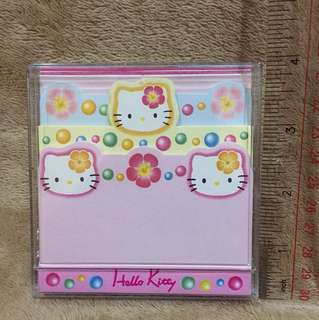 Vintage Authentic Sanrio Hello Kitty Stationery