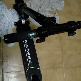 fastwheel 4.4ah battery 20km