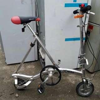 Japan Surplus Folding Bike
