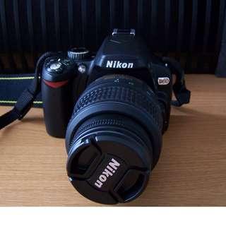 Best Kept Nikon D60