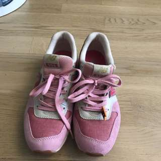 New Balance Special Edition WR996ABB 櫻花 粉紅色 NB 波鞋 女裝 Size 38 / US 7.5 WR996