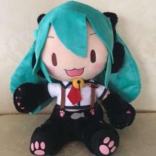 Hatsune Miku Neko.Ver Plushy