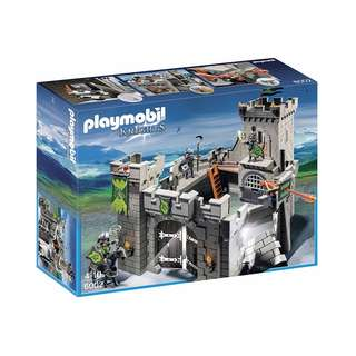 PLAYMOBIL #6002 Wolf Knights' Castle