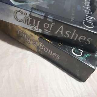 The Mortal Instruments: Book 1 & 2