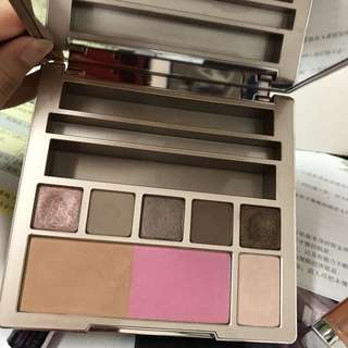 Urban decay on the run palette