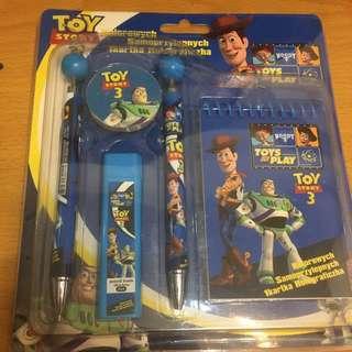 Toy Storys文具套裝
