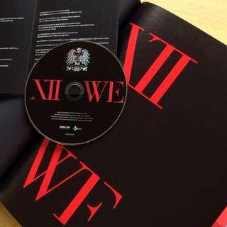 [WE] SHINHWA 2015 XII CD Album