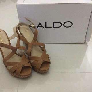 REPRICED Aldo Wedge Size 7