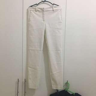 Ever New White Pants EU 34
