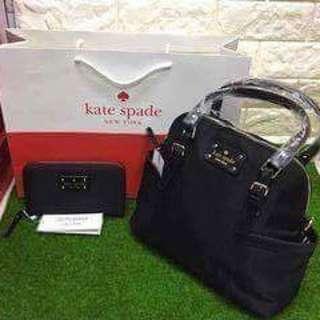 Kate Spade Handbag with Purse