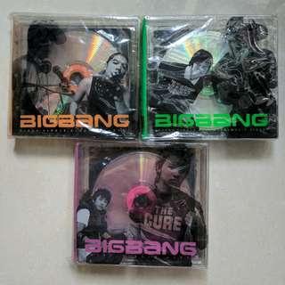 BIGBANG First, Second, Third Single Album - Single 01 - 03