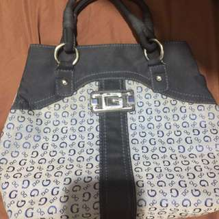 Authentic Guess Bag  ( Preloved )