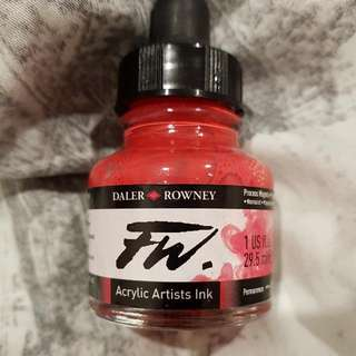 Daler Rowney FW Ink