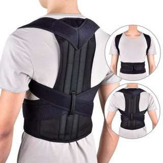 Effective Adjustable Back Posture Correction Pain Relief
