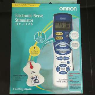 Omron Electronic Nerve Stimulator (T.E.N.S.)