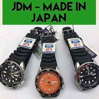 JDM seiko Divers! SKX007 / SKX009/ SKX011