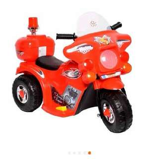 motorbike for 3 yrs old and up