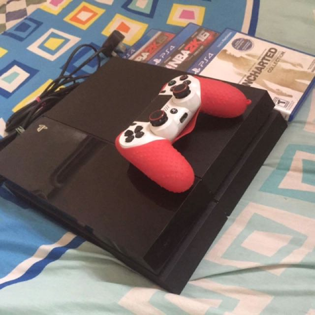 1st Gen PS4