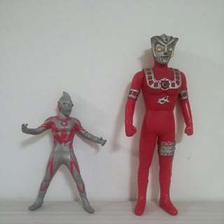 Ultraman Figurines