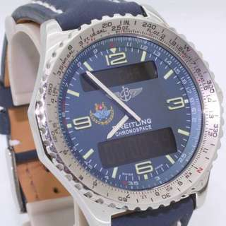 Looking for RSAF Breitling Chrono