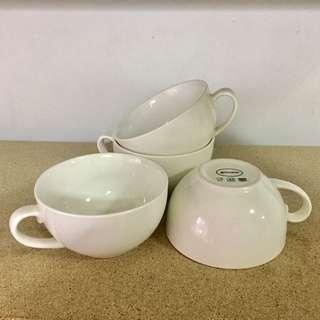 Gourdo's Tea/Coffee Cups (4 pieces)