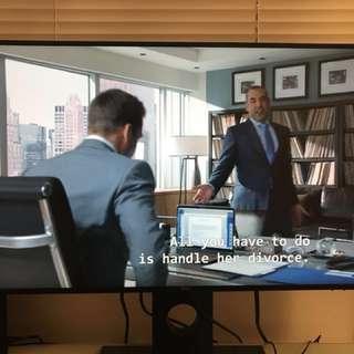 Dell U2717D monitor 27inch