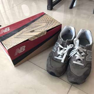 New Balance Men's M996 US9.5 EUR43 Grey Classic Fashion Sneaker