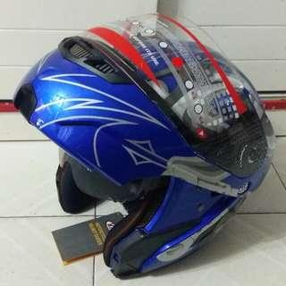 MRC 雙鏡揭面盔