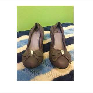 polo bow shoes size 9