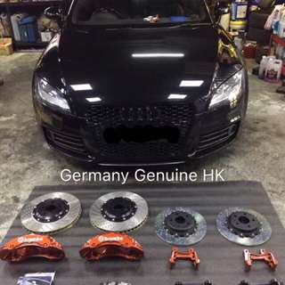 Audi TT brembo braking package(and provide other model)