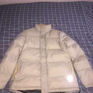 Brand New Men's creamy jacket