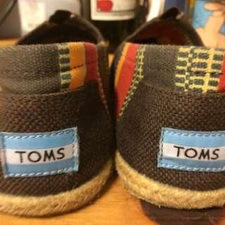 Tom's 懶人鞋 二手
