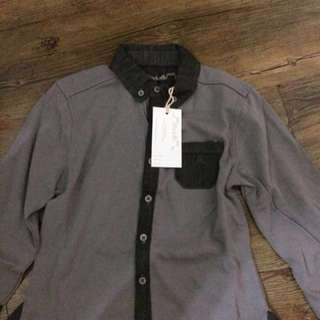 Chateau de sable grey shirt 3 years *Free Delivery*