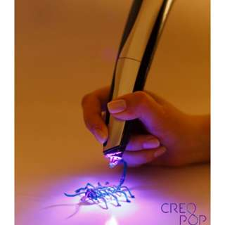 CreoPop: world first 3D pen with cool ink