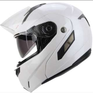 $72 HNJ Modular Open Face Helmet