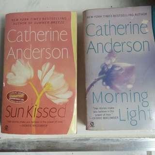 Catherine Anderson set